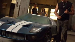 Fast and Furious Ford GT40 Replica