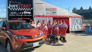 kartSTART runs this summer