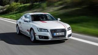 Audi autonomous progress
