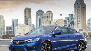 Honda Civic Coupe safety