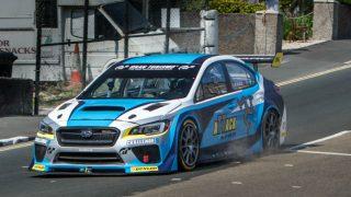 Subaru sets TT record