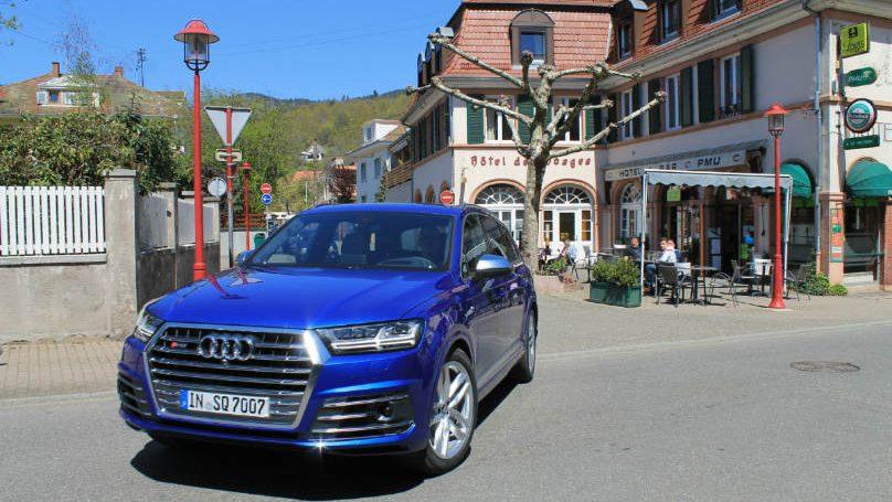 2017 Audi SQ7 Main