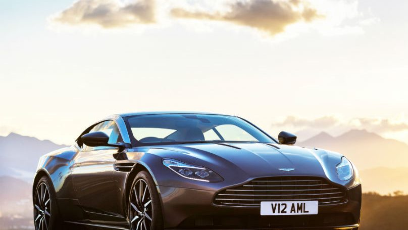 Aston Martin design award