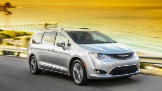 Chrysler Pacifica customer first