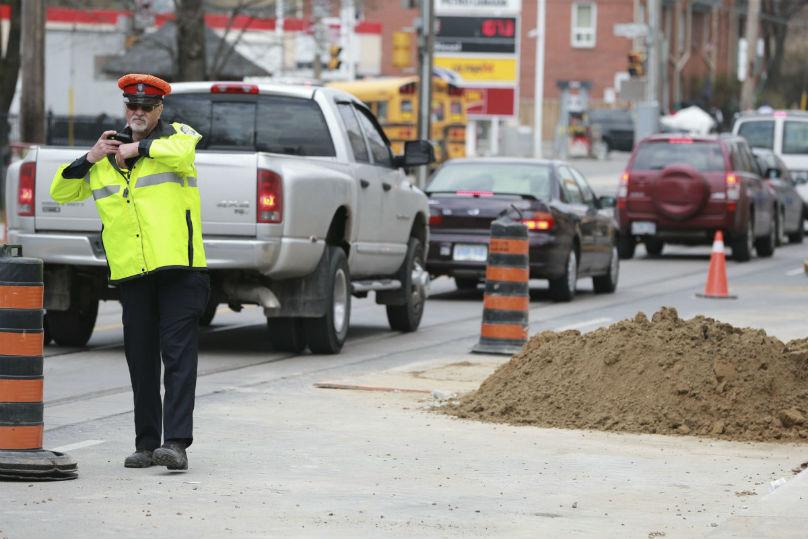 Paid Duty Toronto
