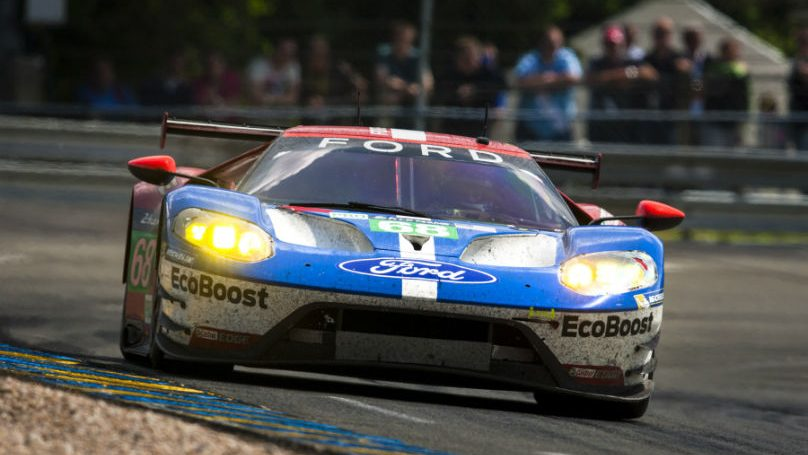 Ford wins at Le Mans1