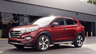 Hyundai Tucson safety