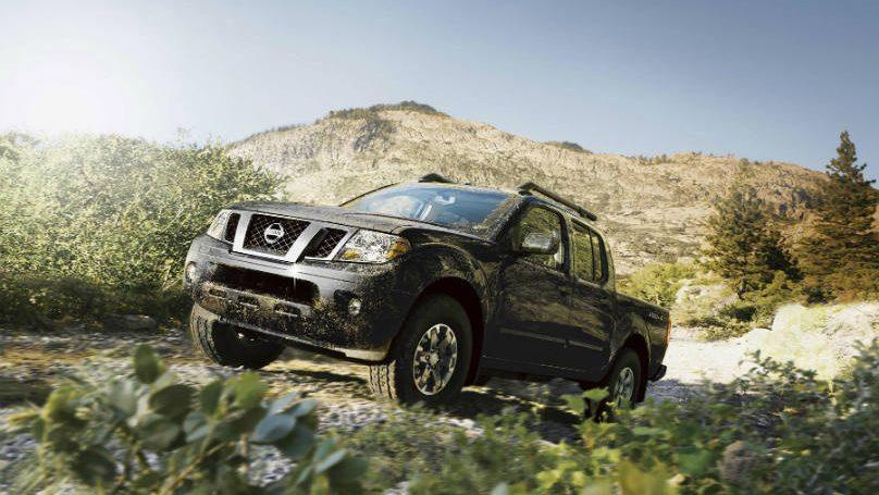 Nissan Frontier JD Power