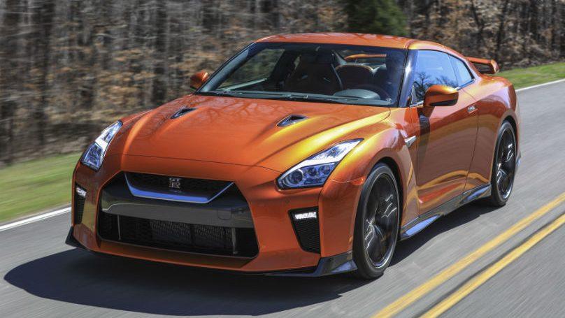 Nissan GT-R Premium pricing