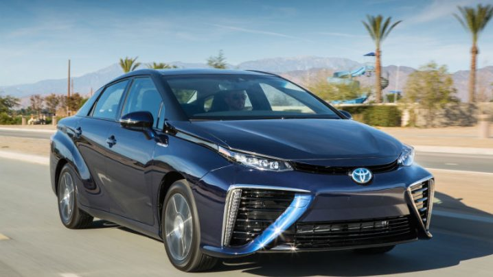 Toyota named smart company