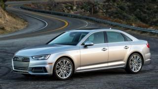 Audi A4 safety award