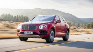 Bentley named best SUV