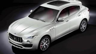 Maserati SUV now on sale