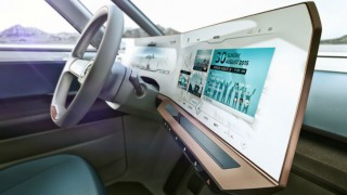 VW interior concept award