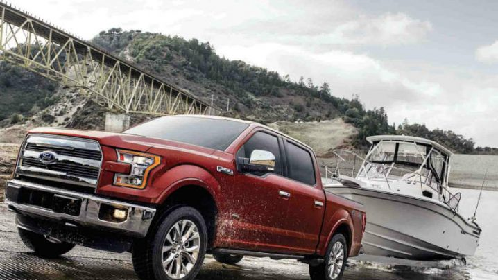 Ford F-150 power