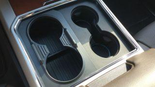 Ford quad cupholders