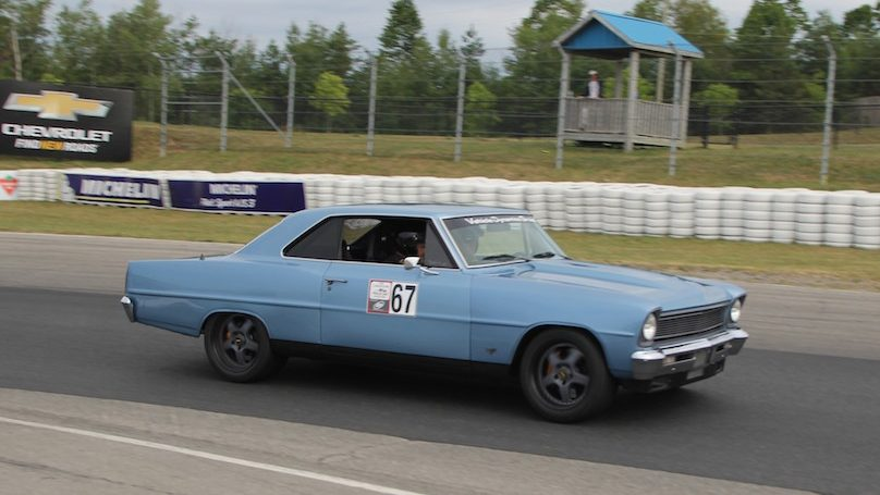 $10 million worth of cars participate in CMHF CELEBRATION of SPEED 2016