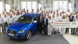 Audi Q5 millionth