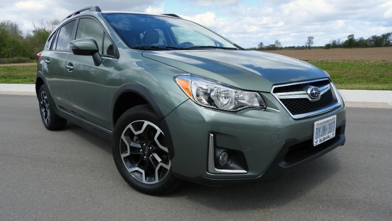 Subaru Crosstrek main