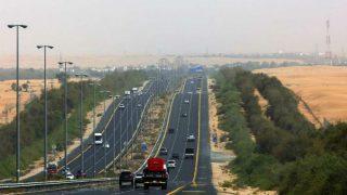 Highway-to-Al-Ain