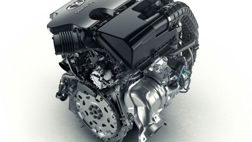 Infiniti variable compession