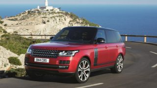 Range Rover ups performance