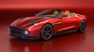 Aston Vanquish Zagato
