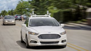 Ford autonomous ride sharing