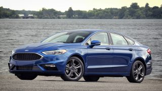 Ford Fusion Sport mode