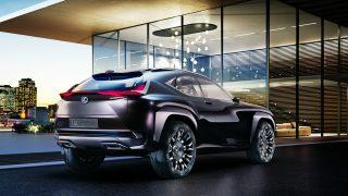 Lexus concept at Paris