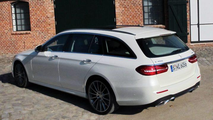 Mercedes E-Class Wagon main