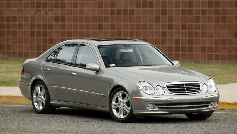 Mercedes-E5001