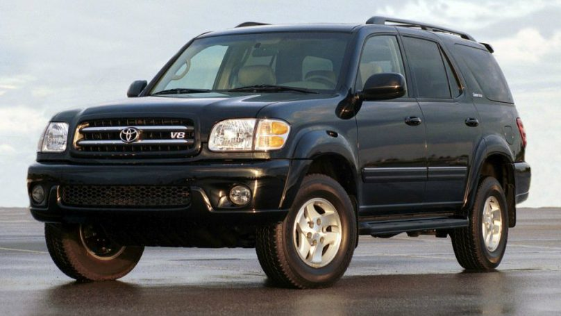 Your Beef: Toyota splits frame-rust repair costs for Sequoia – WHEELS.ca