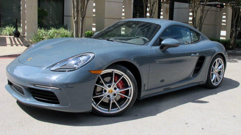 Porsche 718 Cayman main