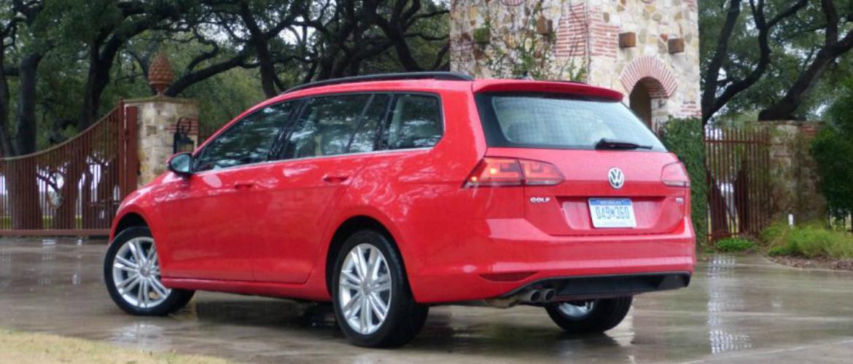 Volkswagen Sportwagen TDI (Diesel)