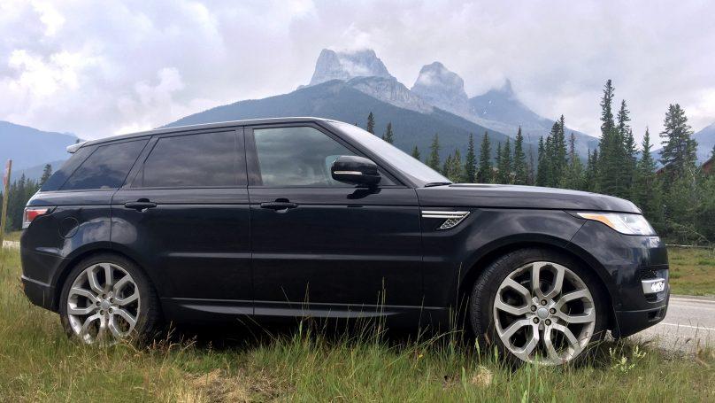 range rover sport diesel