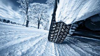 install winter tires
