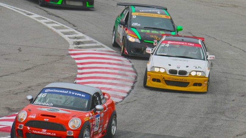 There Was Good News Thursday For Two Of Canadau0027s Big League Racing Series.  The Canadian Touring Car Championship Landed A Big International Sponsor  And The ...