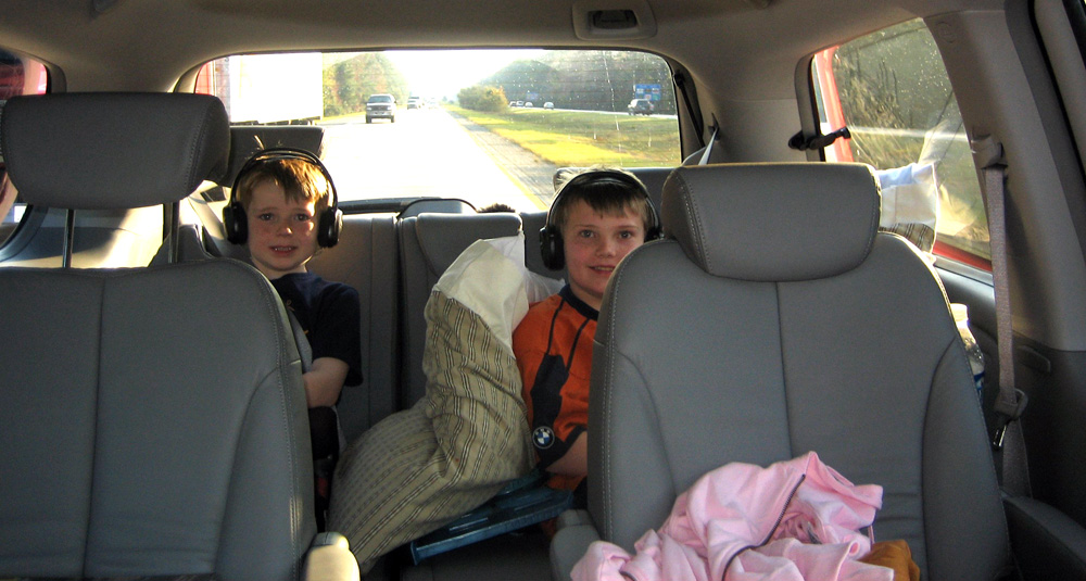 Road Tripping: 10 tips to survive the drive to Florida – WHEELS ca