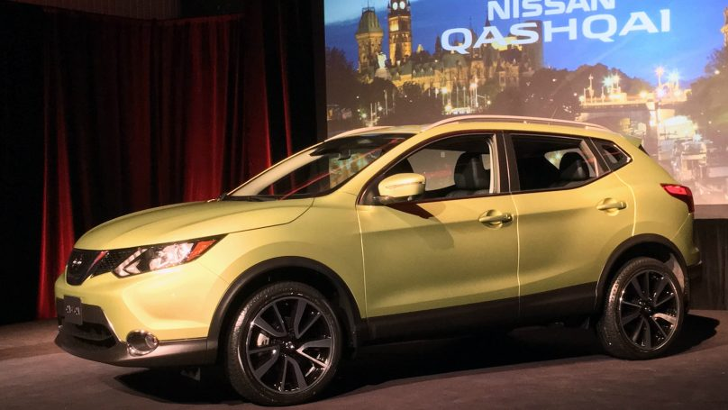 Qashqai Finally Makes It To Canada Wheels Ca