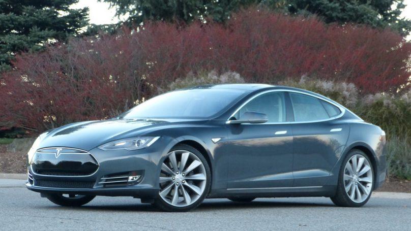 Tesla S LF