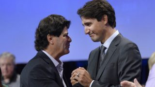dias with trudeau