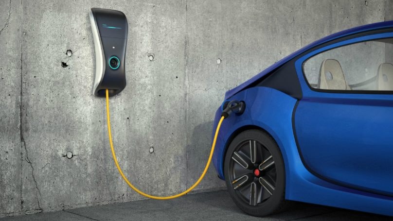 electric-charging-station