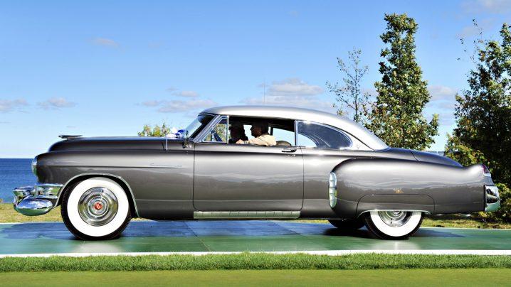 Cadillac Coupe de Ville concept
