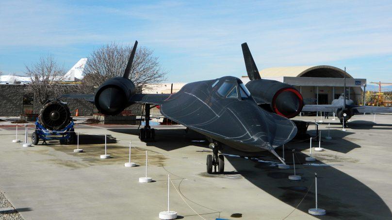 sr-71 blackbirds