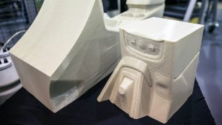 Ford tests 3D printer parts