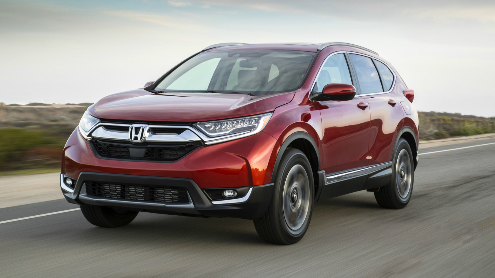 Honda CR-V safety
