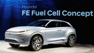 Hyundai fuel cell concept