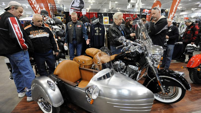 2017 Motorycle SPRINGSHOW