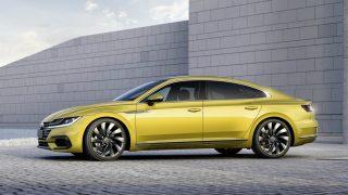 VW unveils Arteon